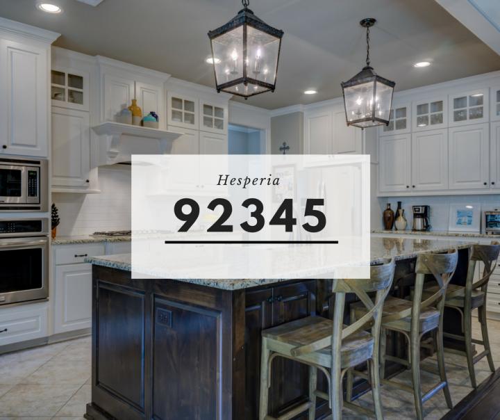 Hesperia 92345 Homes For Sale